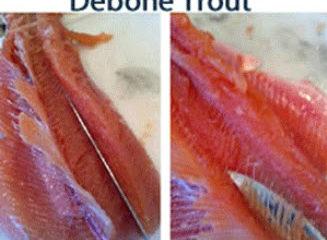Debone Trout