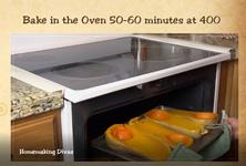 Butternut Squash Oven